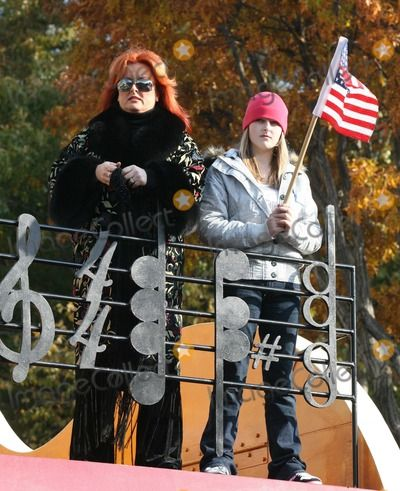 Wynonna Judd's Son Elijah | Wynonna Judd Picture - Thanksgiving Parade - Archival Pictures ...