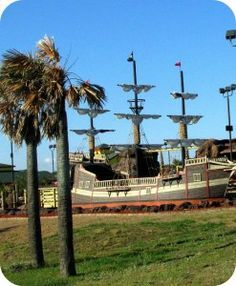 Things to do with kids Outer Banks - visit Paradise Fun Park Outer Banks NC