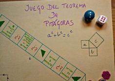 Blog de Didáctica de las Matemáticas AEFMS: El Juego del Teorema de Pitágoras