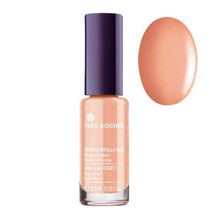 Esmalte de uñas Brillante color Rose nude