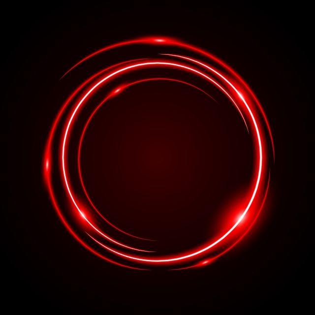 Abstract Circle Light Red Frame Vector Background Red Light Circle Png And Vector With Transparent Background For Free Download Desenho De Asas De Fadas Ilustracao De Rosa Fundo De Brilho