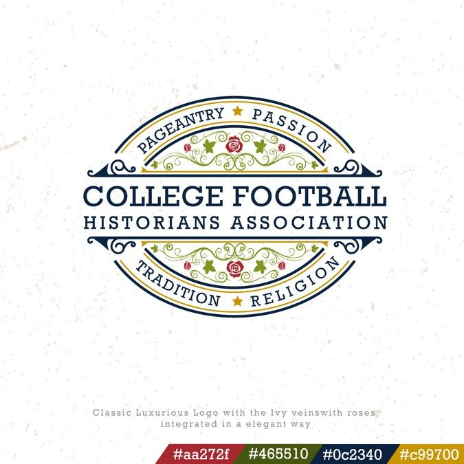 College Football Historians Association by Bow'n'Pencil