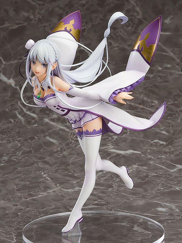 Re:ZERO Starting Life in Another World Emilia Figure 1//8 Scale Kotobukiya