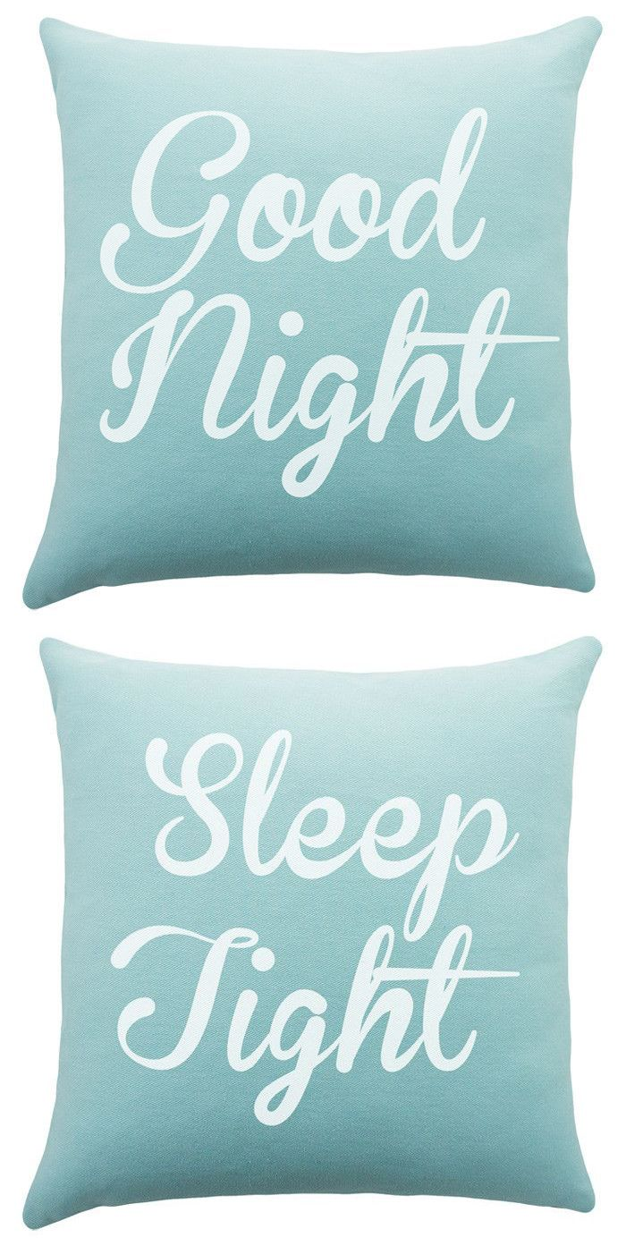 Good Night - Sleep Tight (SO adorable!!!)
