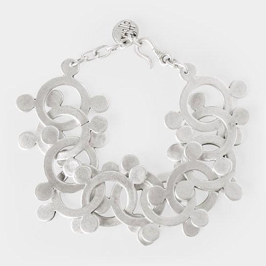 Moving Lines Jewelry Bracelet. $30