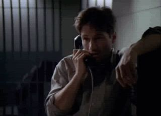 'Mulder, where are you?' | X-Files gifs, The Jersey Devil
