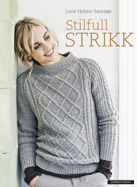 Dette er den perfekte strikkeboken for alle som liker klassisk strikk med et moderne og fargerikt uttrykk.   Kommer i august!