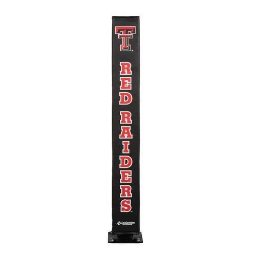 Goalsetter Texas Tech University Wraparound Basketball Pole Pad Black - Basketball Accessories at Academy Sports