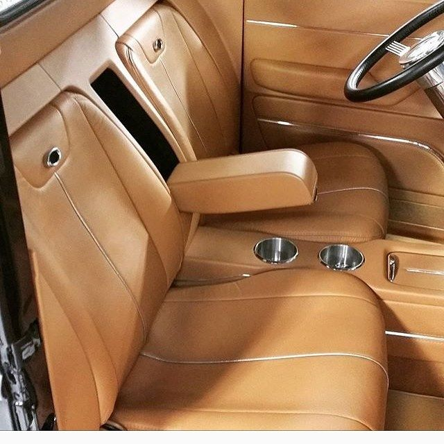 Find This Pin And More On Hot Rod Interiors By Bumps956.