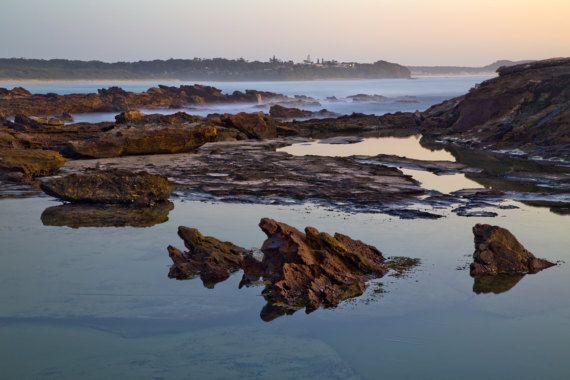 Mermaid Pool Berrara Beach South Coast NSW Australia