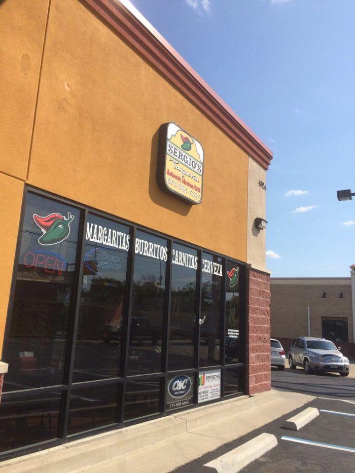 Mexican Restaurants In Osage Beach Missouri