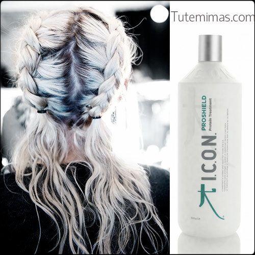 Buenos días Mundo!! #FelizMartes!! Hoy os hablamos de #Proshield, un escudo protector de uso profesional que protege el #cabello débil y quebradizo, proporcionando la fuerza necesaria para obtener #cuerpo y #brillo. Protege y repara el cabello dañado con una fortalecedora mezcla de #proteínas. Además: 🔸 Devuelve las proteínas perdidas 🔸 Fortalece el cabello débil y quebradizo 🔸 Incrementa el cuerpo del cabello fino. 🔸Repara el daño interno Consíguelo al mejor precio