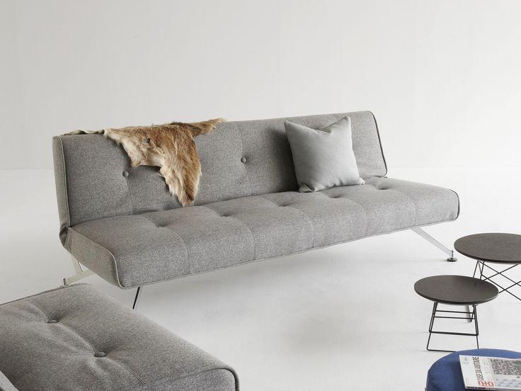 innovation schlafsofa clubber grau blau wei sitting. Black Bedroom Furniture Sets. Home Design Ideas