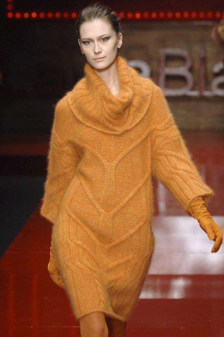 Laura Biagiotti at Milan Fashion Week Fall 2008 - StyleBistro