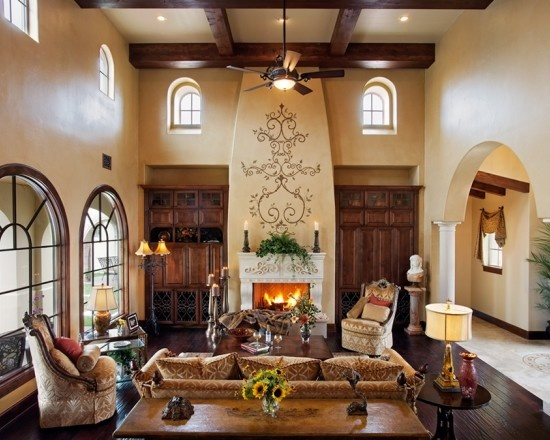 Shewin Williams Spanish Mediterranean Interior Paint Colors Design Pictures Remodel Decor And