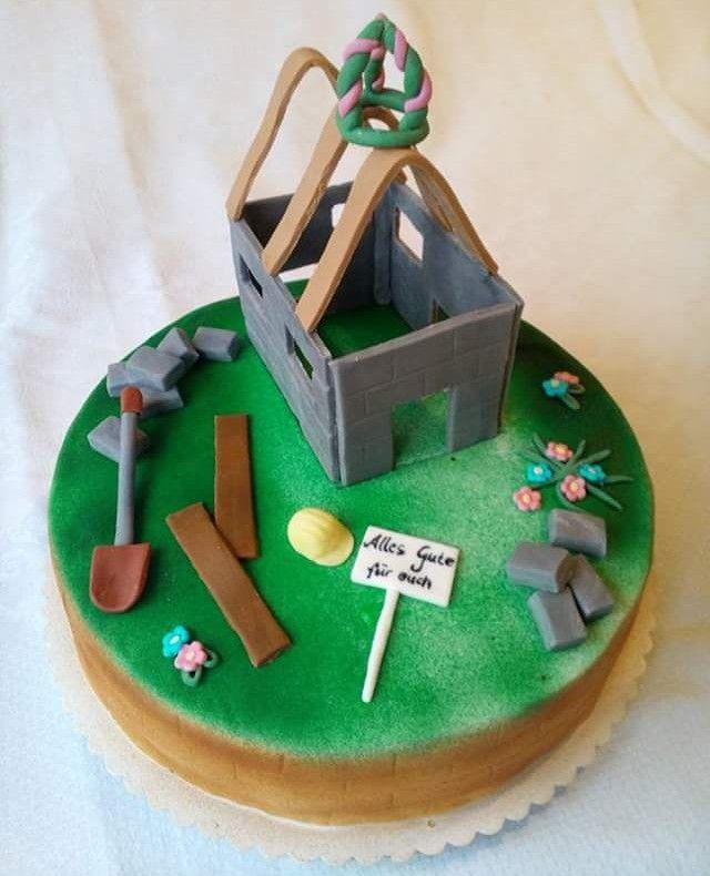 Richtfest Torte