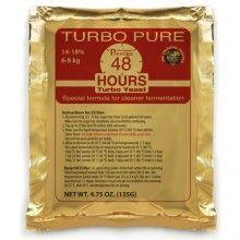 Turbojäst Turbo Pure 48 Hours/18% - Jäst - Turbojäst - Turbojäst & Jäst