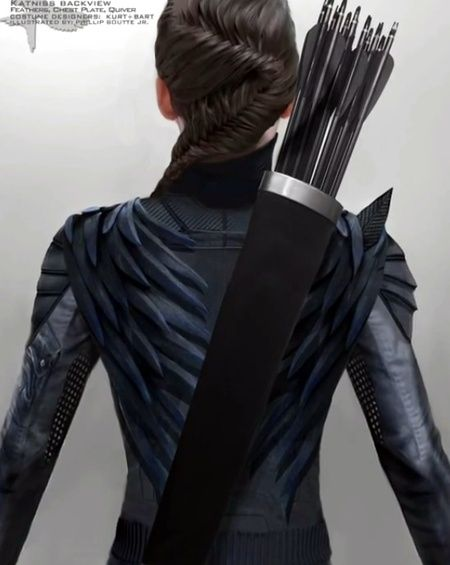katniss everdeen analysis Journey of a strong female heroine: katniss everdeen  hunger games has to  be at the very top of the list to read, analyze, and learn from.