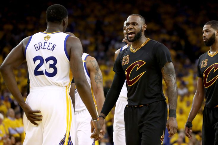 Draymond Green: Warriors Made LeBron James Go Bald