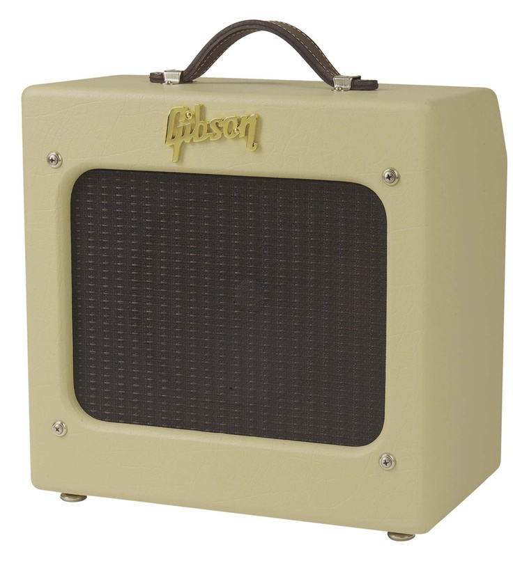 Gibson ga5 reissue 5 tasty watts of class a hand