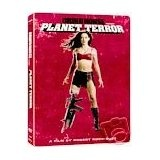 Grindhouse Presents: Planet Terror - 2 DVD set W/Bonus DVD and Limited Edition Steel Book Case (DVD)