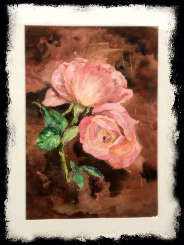 Roses to my mom