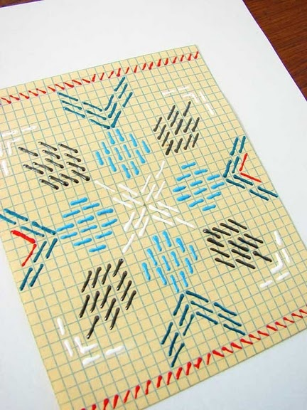 59 best Graph paper patterns images on Pinterest | Artists, Crafts ...