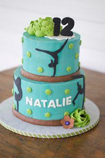 Oltre 1000 idee su torte di compleanno ginnastica su for Decorazione torte ginnastica ritmica