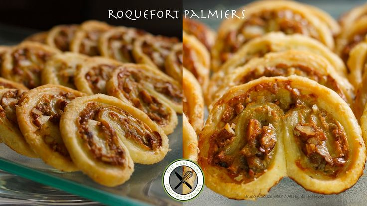 Roquefort Palmiers – Bruno Albouze – THE REAL DEAL