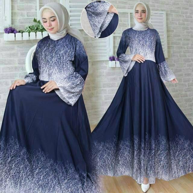 Model Gamis Levis Terbaru Ditanah Abang Model Wanita Baju Muslim