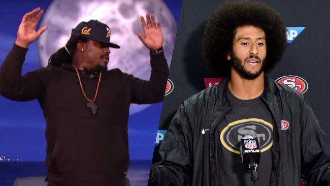 Marshawn Lynch: If You're Not Racist, Then You Won't See Colin Kaepernick's Protest As A Threat