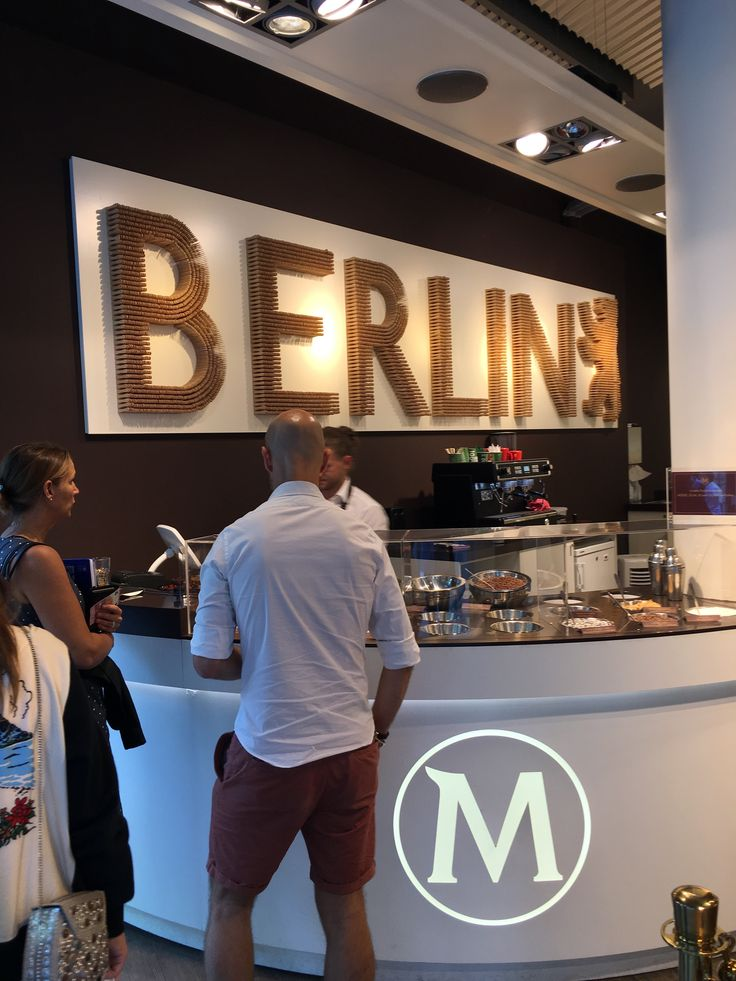 Magnum Concept Store Berlin // Make your own special Magnum