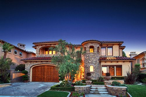 96 best tuscan homes images on pinterest mediterranean for Beautiful mediterranean homes