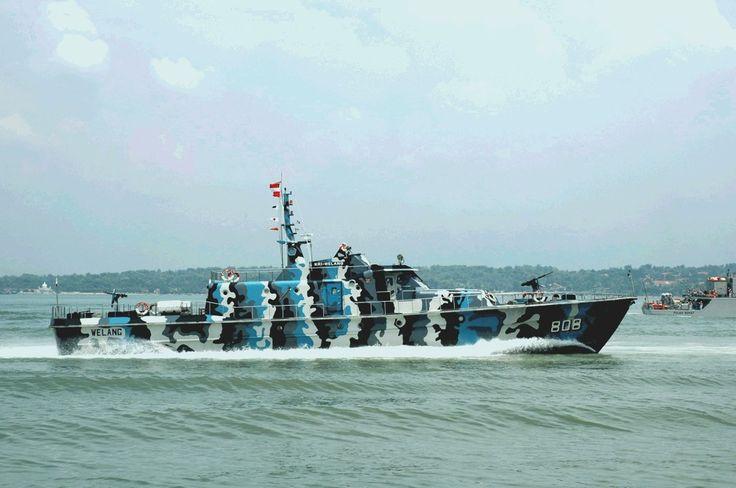 KRI Welang (808) merupakan kapal kedua dari kapal perang jenis Kapal Cepat kelas Boa milik TNI AL. KRI Welang merupakan kapal PC 36M, sebuah produk Fasilitas Pemeliharaan dan Perbaikan (fasharkan) TNI AL, Mentigi. Diluncurkan pada tahun 2004. Kapal ini bertugas sebagai armada patroli cepat yang beroperasi laut dangkal, dan sebagai kapal perang terbatas anti kapal permukaan.