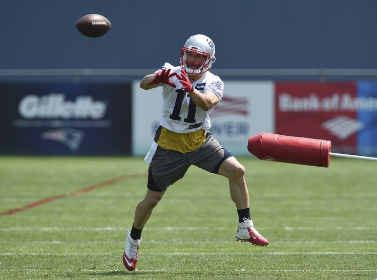 Julian Edelman thanks entire Patriots organization for contract extension