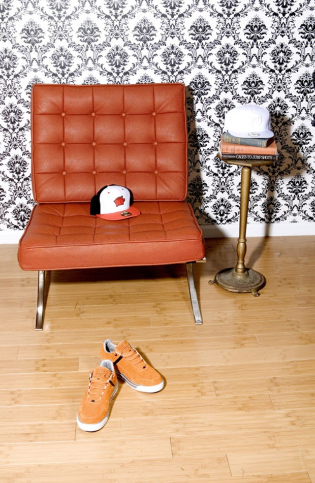The Barcelona Chair Can Even Pull Off Sporty For The Basketball Loving Dad  Http:/
