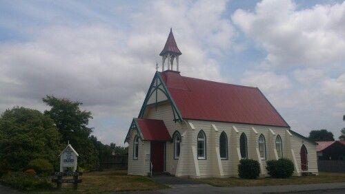 First Church, Martinborough, New Zealand
