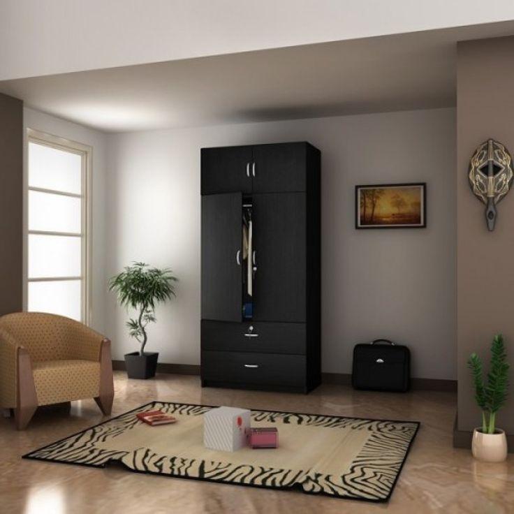 Housefull Engineered Wood Free Standing Wardrobe Price In India   Buy  Housefull Engineered Wood Free Standing