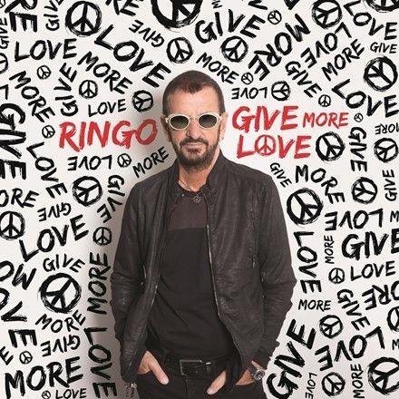 Ringo Starr - Give More Love Vinyl LP September 22 2017 Pre-order