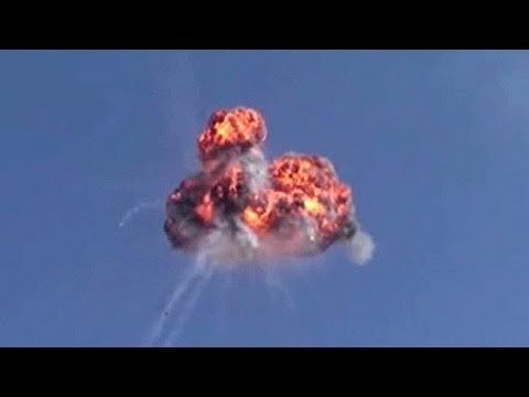 pro-Russian Rebels Shot Down Ukrainian AN-30 Aircraft with a Manpad Miss...