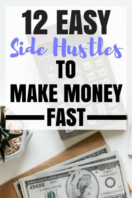 13 Ridiculously Easy Side Hustle Ideas To Earn Extra Money Quickly – Increasing Income