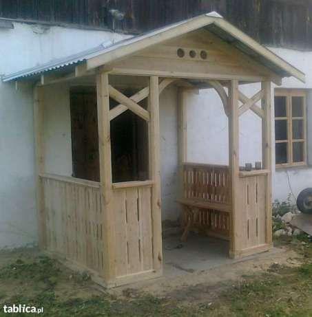 Ganki drewniane i inne usługi stolarskie Opole Lubelskie - image 2