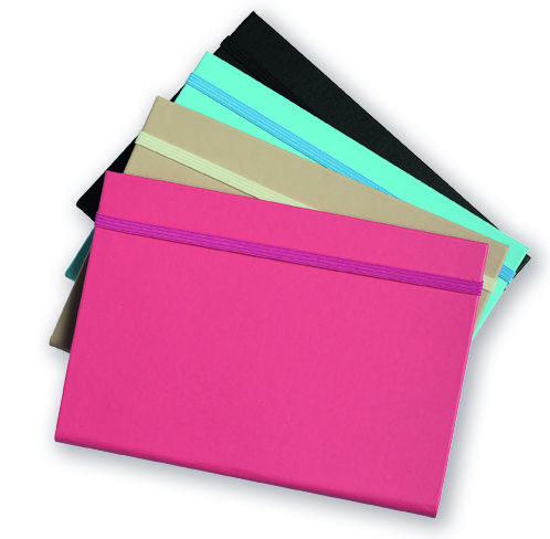 Notebooks A5 Colour Edge