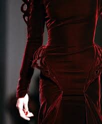 dark couture gowns - Google Search