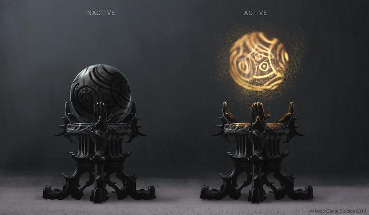 Soulfire Stone by JoshEiten.deviantart.com on @deviantART