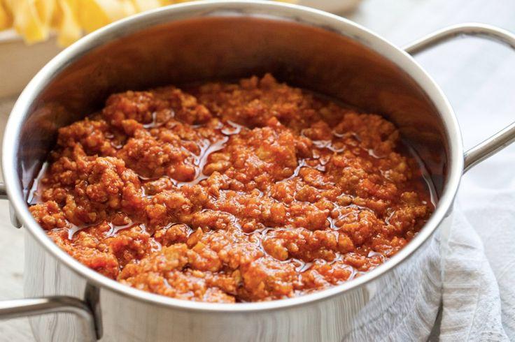Tutti i segreti per un ragù alla bolognese perfetto ricetta