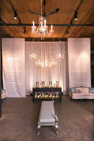 Elegant, Rustic Summer Warehouse Wedding at Historic Pritzlaff: http://www.stylemepretty.com/wisconsin-weddings/milwaukee/2014/08/26/elegant-rustic-summer-warehouse-wedding-at-historic-pritzlaff/ | Photography: Heather Cook Elliott - http://heathercookelliott.com/