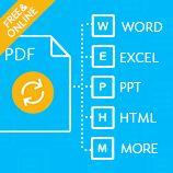 Select a PDF from your local driver or Internet and free convert PDF to editable Word document online./  Selecione um PDF de seu computador ou Internet e converta de graça para um arquivo editável word/excel/jpg, etc. #edutec  #nterj14  #educacao  #seeducrj #tics