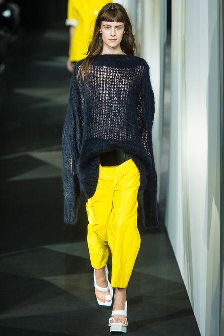 Acne Studios Spring 2014 Ready-to-Wear Collection Slideshow on Style.com