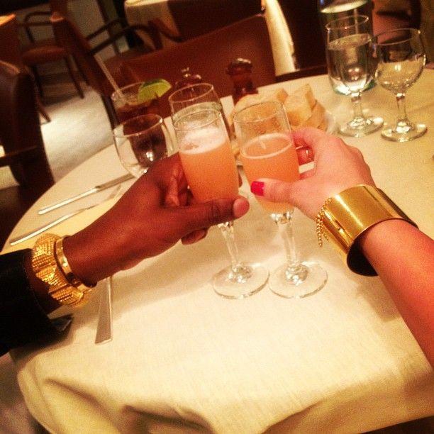 : Team Kimi, Kim Kardashian, Champagne Life, Gold Cuffs, Gold Bracelets, Kani West, Future Lifestyle, A Lists Couple, Champagne Champaign